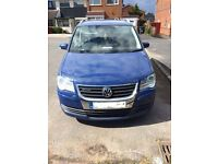 Volkswagen Touran 2008 58 Plate Bluemotion 1.9 TDI Breaking Wheel Bolt