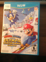 Mario and Sonic Olympic Winter Games Sochi 2014