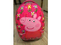 Peppa Pig Children's Wheeled Suitcase
