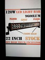 """Led bar 22"""" for/pour SUV off road truck"""