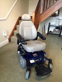 Pride Jazzy Select 6 Electric Wheelchair