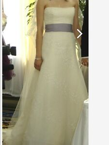 "Vera Wang Wedding Dress ""Price Drop"""