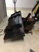 *** Heavy Duty Truck Liftgate/Tailgate , Clean Working Unit ***