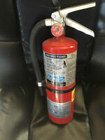 Brand new Fire Extinguisher