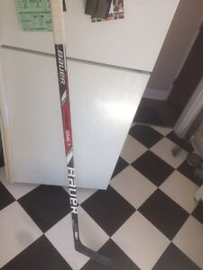 Bauer one.7 sticks used once left hand