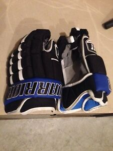 "Warrior 13"" Hockey Gloves"