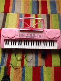 Girls Starter Keyboard