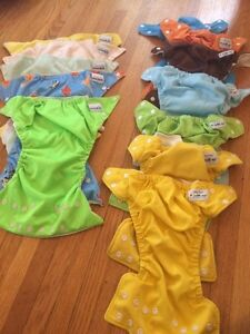 Mother ease and more Cloth Diapers, Covers, Bags