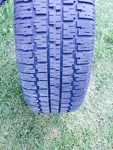 Winter tires P215-60R16 with rims