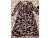 Maternity dress sz14