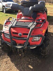2007 400 XT Can Am Quad