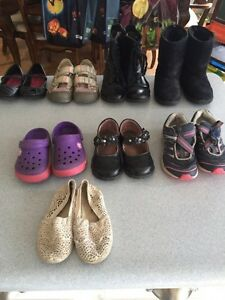 Toddler shoes & boots Peterborough Peterborough Area image 1