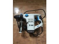 MAC ALLISTER SDS ROTARY HAMMER DRILL MAX BREAKER IN FULLY WORKING ORDER