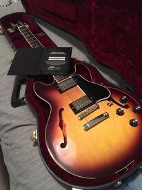 2010 Gibson Custom Shop ES339 guitar
