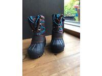 Snow boots shoes children