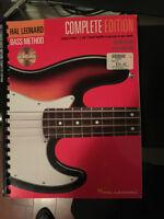 $15 Bass Guitar Method Book