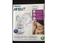 Philips avent breast pumt