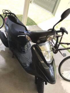 YAMAHA Vity XC125E (Grey)