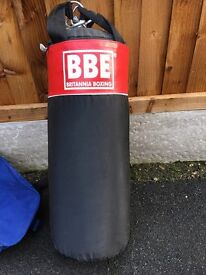 2ft BBE punch bag