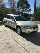 Subaru Outback 2004 (Requires Head Gasket) Isaacs Woden Valley Preview