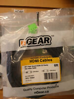nGEAR HDMI Cable 6ft
