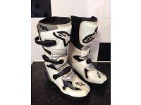 Alpinestars Kids mX Boots