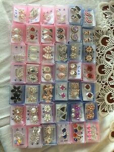 New, beautiful earrings,Good quality,only $1 each