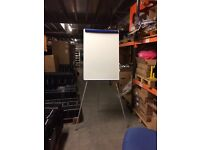 Flipchart Easel board with adjustable legs