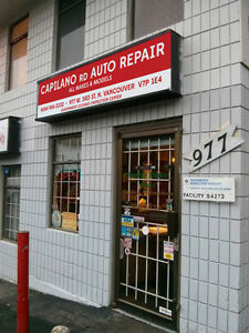 Lube, Oil and Filter by Certified Automotive Tech. Only $29.95 North Shore Greater Vancouver Area image 2