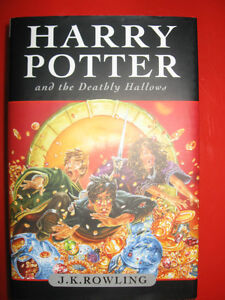 Harry Potter and the Deathly Hallows (neuf)