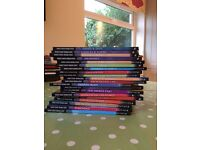 Kingfisher encyclopaedia books x 20