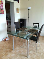 Vente de tous mes meubles, all my furnitures in sale