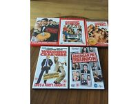 5 comedy DVDs (top titles)