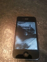 Black iPhone 4s.....(WANT GONE TONIGHT - $100 TAKES IT)