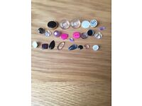 Selection of buttons *new*