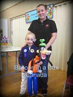Balloon Artist Balloon Twister Balloon Decorator