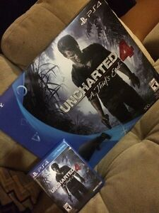 Brand new 500g ps4 never used