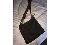 Authentic Gucci pouch/man bag