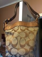 Collection of designer purses
