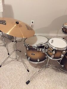 Pacific by DW drums full set everything you need  Kingston Kingston Area image 5