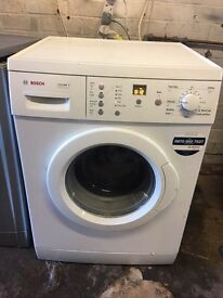 Bosch classixx washing machine 6kg