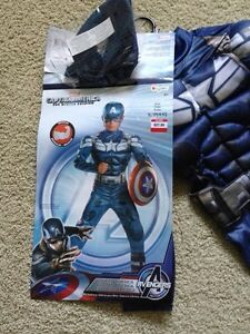 Captain America Halloween Costume London Ontario image 2