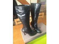Jones The Boot Maker leather boots