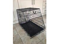 Dog crate (car dog crate)