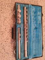 Rene Duval Flute