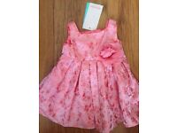 Never been worn baby girls clothes in size 0-3 months