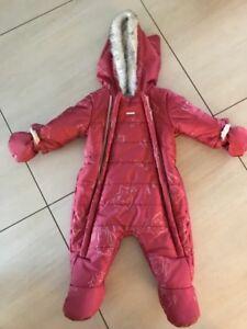 Souris Mini snowsuit