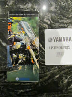 YAMAHA 2000 MOTORCYCLE CATALOG + PRICE GUIDE