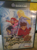 ***NINTENDO GAMECUBE TALES OF SYMPHONIA COMPLETE/TESTED!!!***