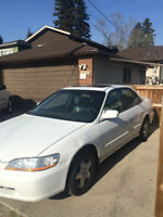 1998 Honda Accord Sedan For Sale